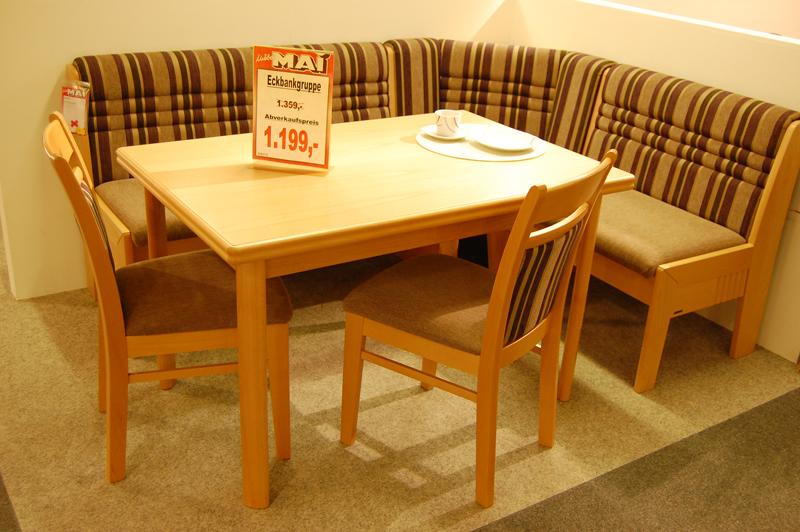 Sonstige Abverkauf Möbel Mai